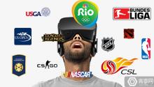 姚明、穆勒、李娜、泰森等体育明星,现已加入VR直播豪华套餐