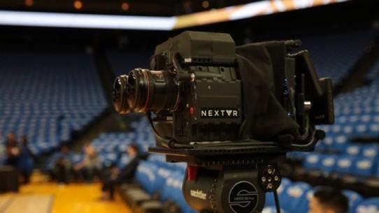 NextVR Camera hoops