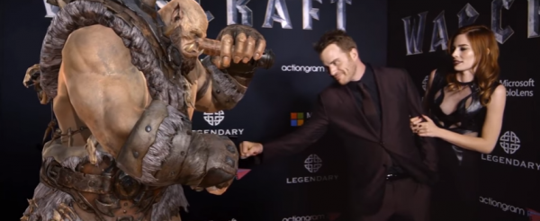HoloLens-Warcraft