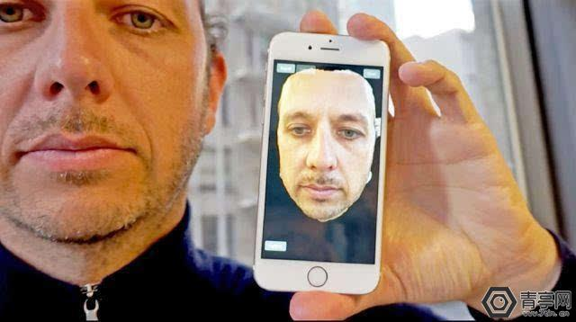 snapchat 3d face
