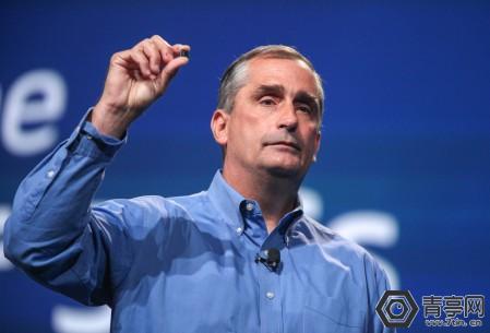 1_US-IDF-2013_英特爾執行長Brian-Krzanich公佈Intel-Quark處理器系列