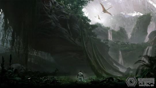 robinson-the-journey-prototype-back-to-dinosuar-island-2-e3-2015