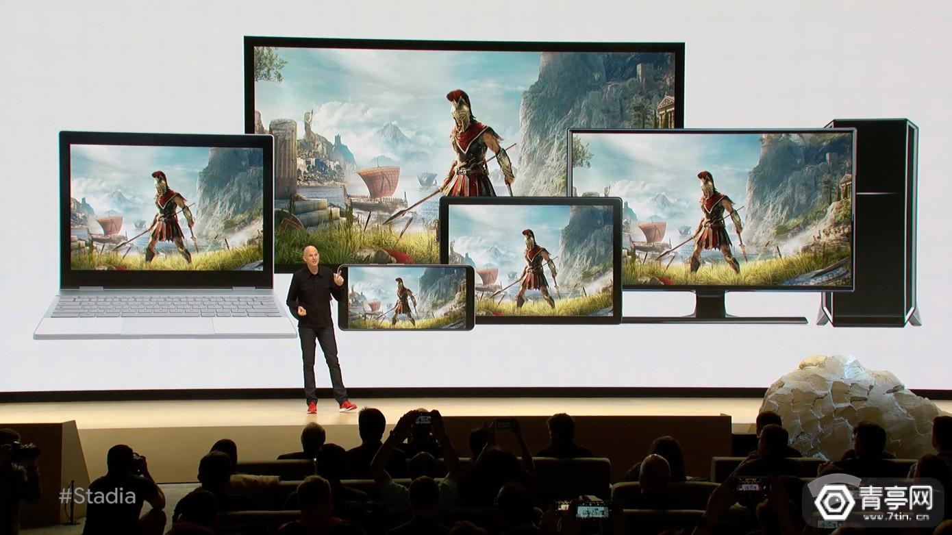 谷歌Stadia云游戏或将支持VR,正招聘VR相关岗位