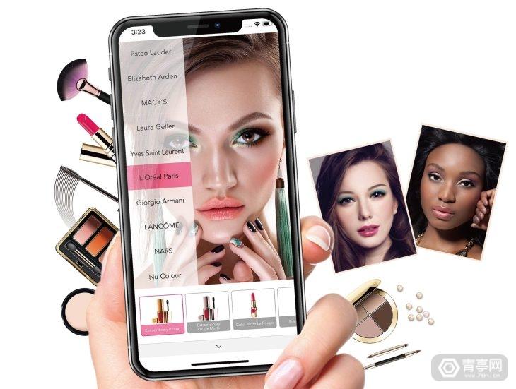 传阿里巴巴领投台湾AR公司玩美移动,共推线上AR试妆购物体验