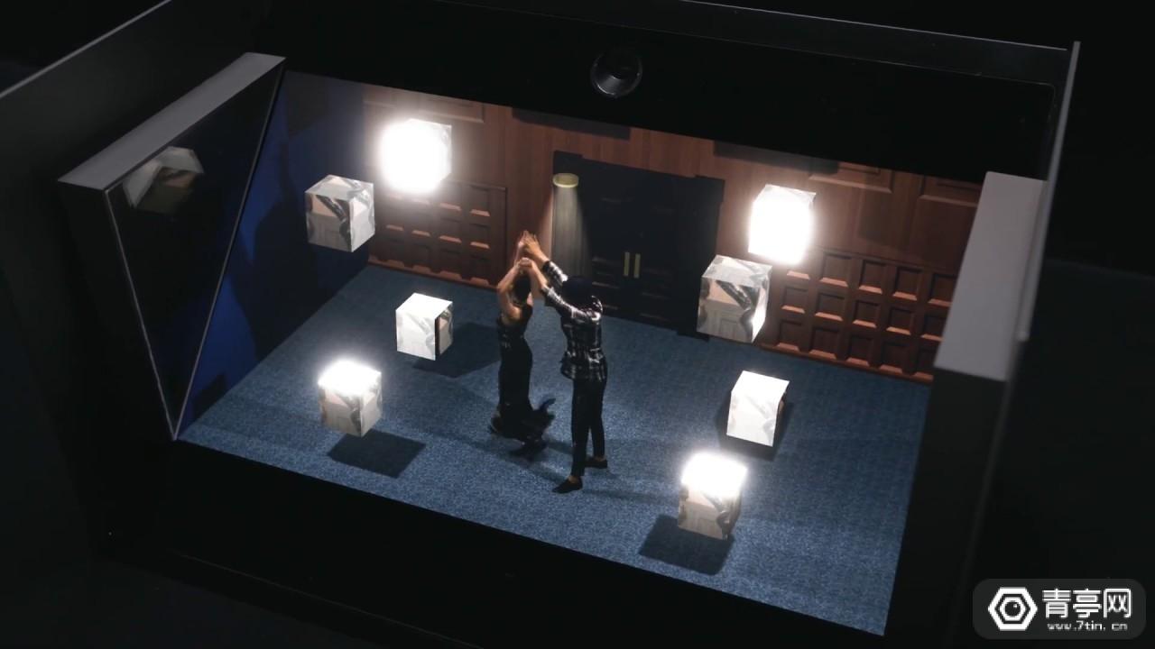 CES 2020:索尼展示3D光场显示方案与容积捕捉方案
