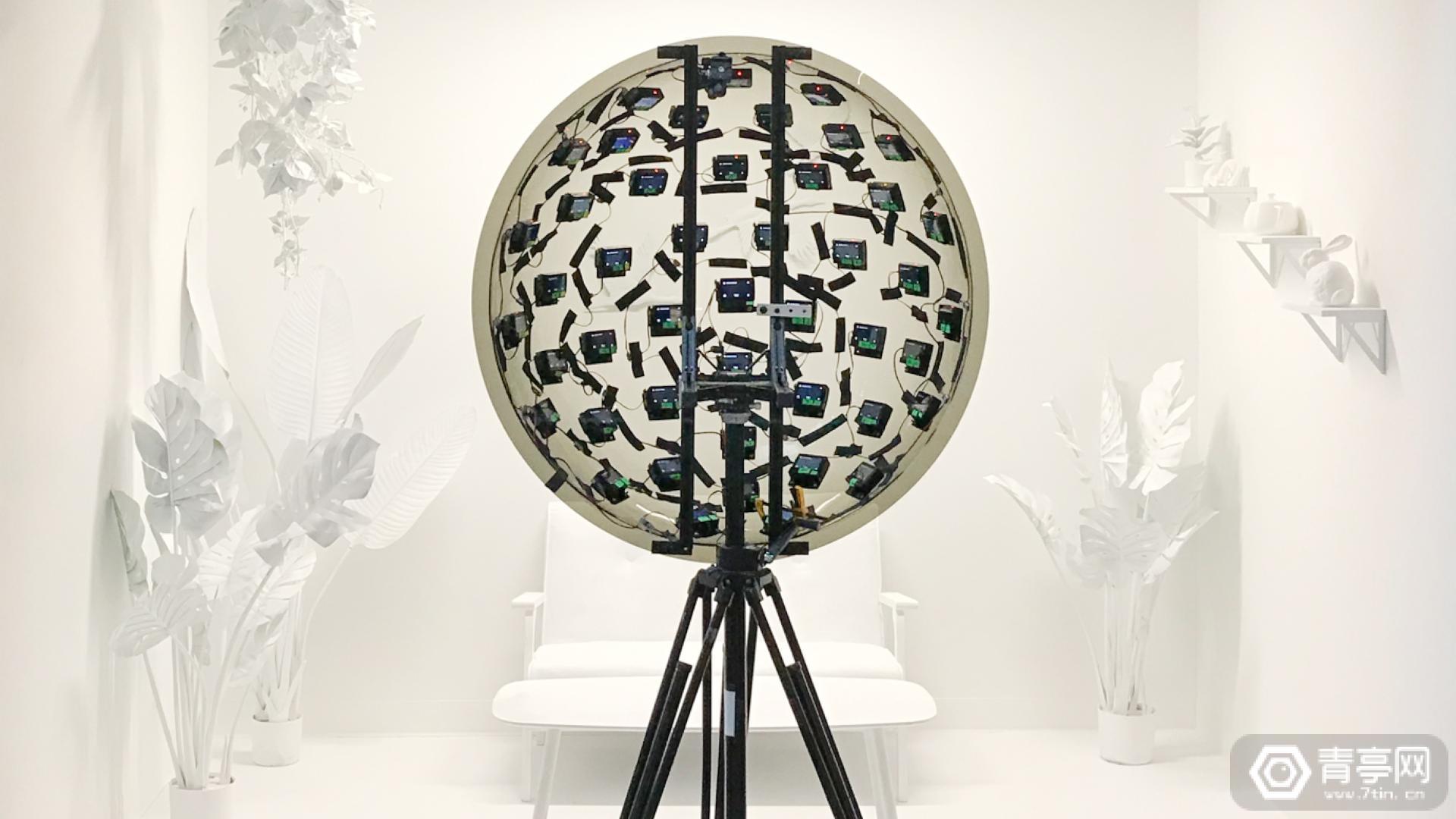 比全景视频更立体,谷歌展示球形6DoF光场视频方案