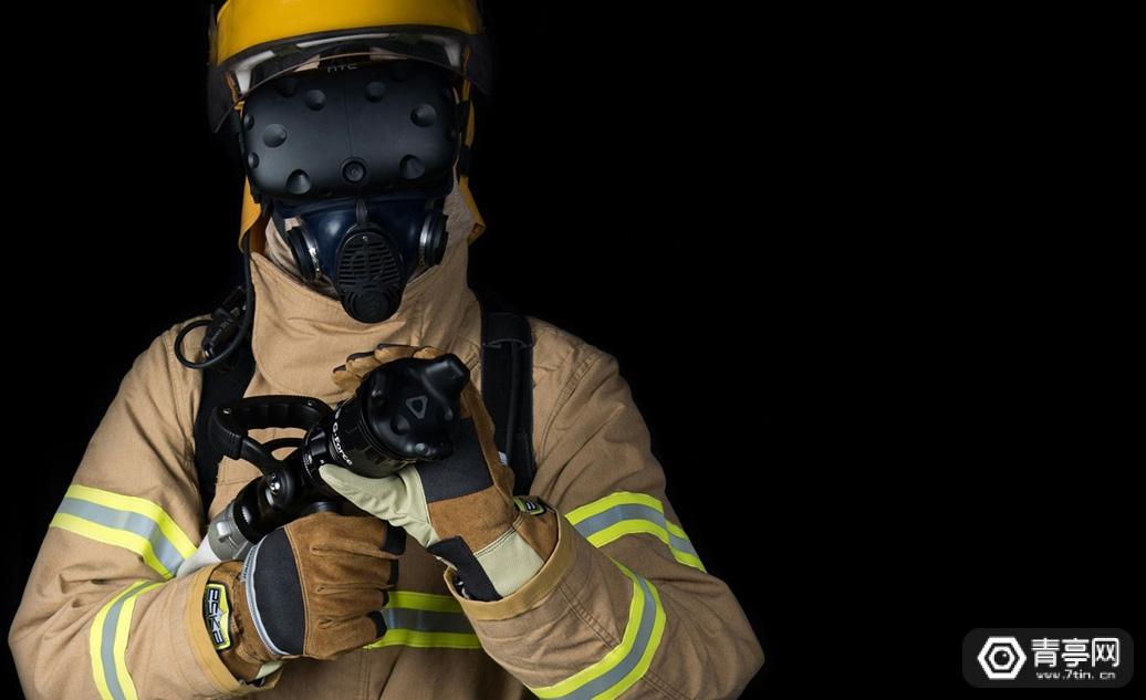 美国消防局建议通过VR进行消防员救灾培训