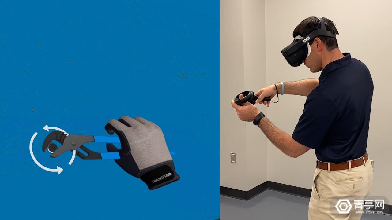 TransfrVR获1200万美元融资,将用VR培训帮助下岗员工再就业