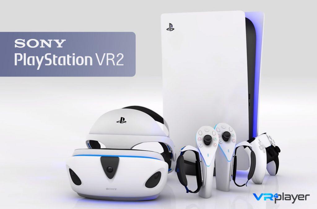 索尼PS VR2:屏幕支持HDR,或主打双模玩法