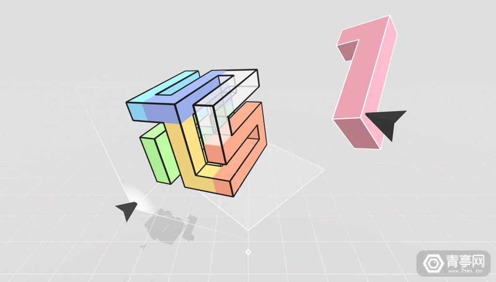 VR智力游戏《Cubism》支持Quest 2 120Hz模式