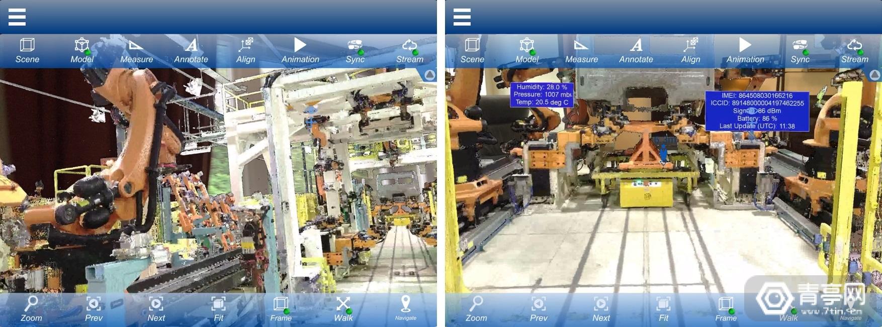 Arvizio XR工业协作平台,现支持LiDAR和Quest