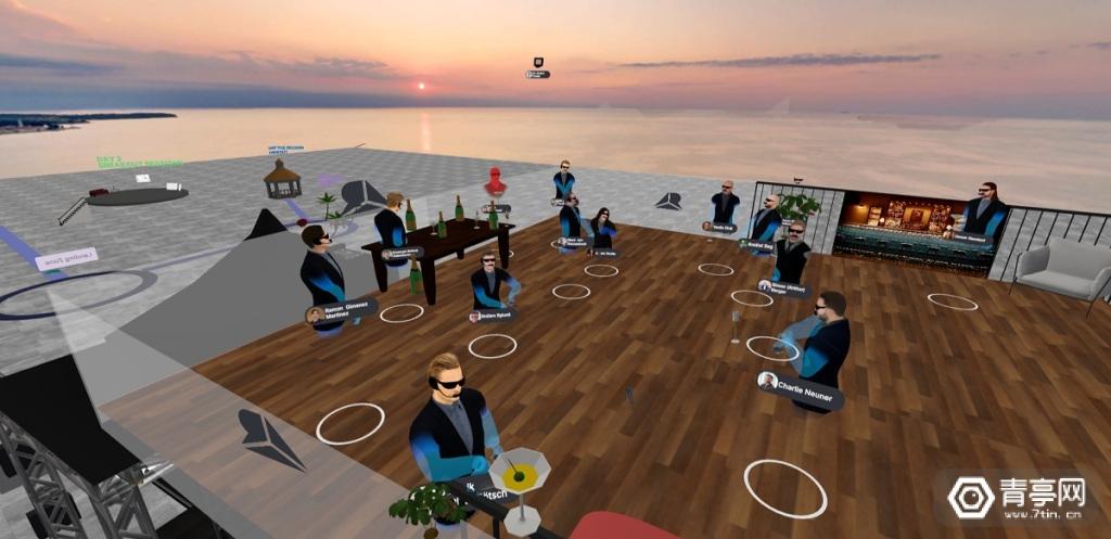 VR虚拟会议平台Arthur将推出Oculus应用