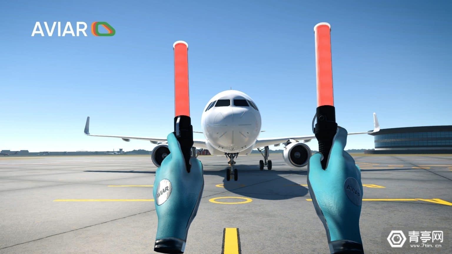 好玩又具备专业性,AVIAR推全新VR航空培训课程
