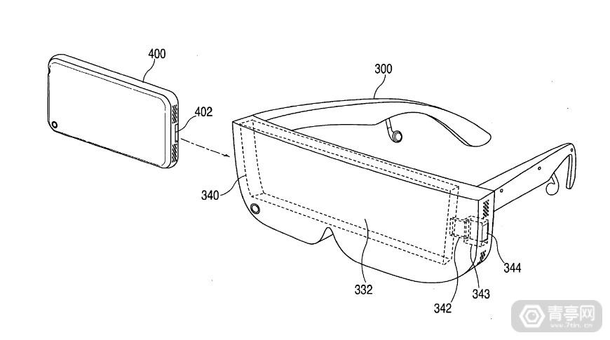 苹果专利:一项基于iPhone的AR眼镜盒子研究