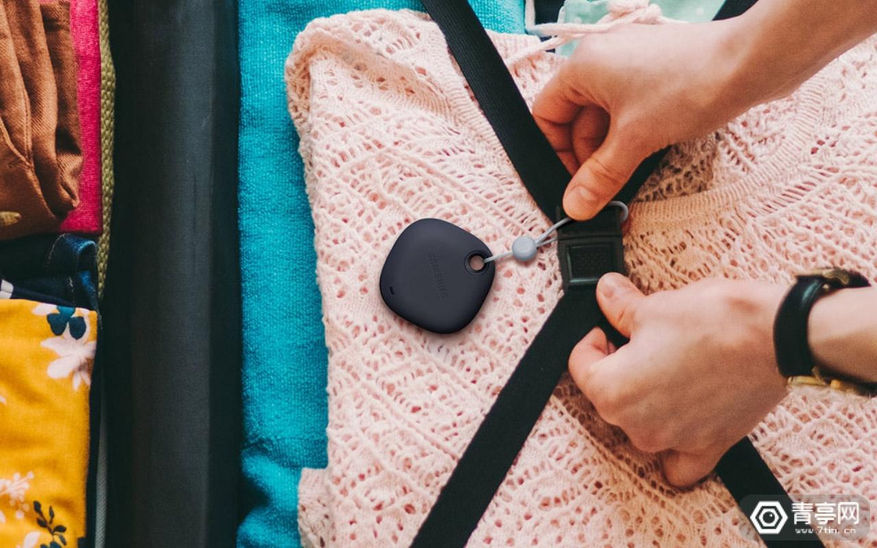 三星发布SmartTag追踪器,有蓝牙和UWB两种规格
