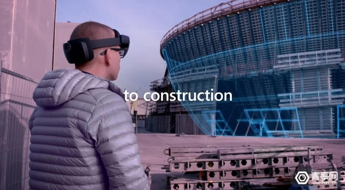 微软推出HoloLens 2工业版,2月开放预定
