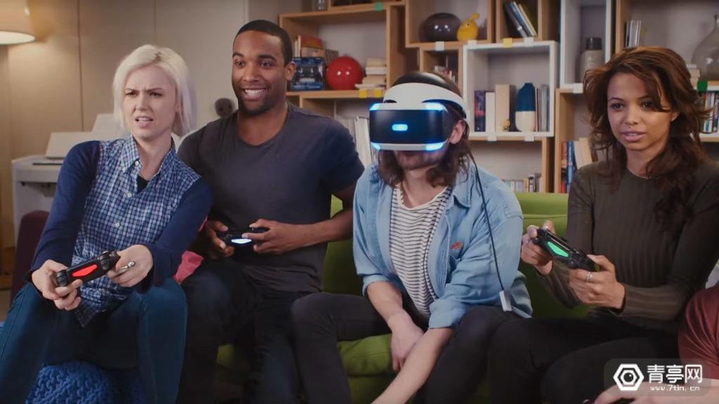 索尼VR专利:提供基于观众的交互玩法