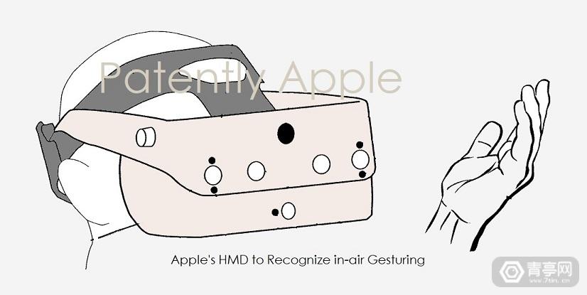 苹果MR专利:基于Mac或其它设备的本地串流方案