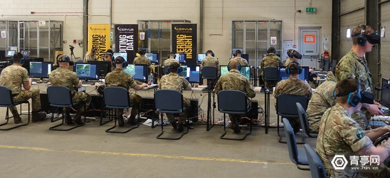 合同期8年,英国国防部3000万英镑寻求VR培训模拟方案