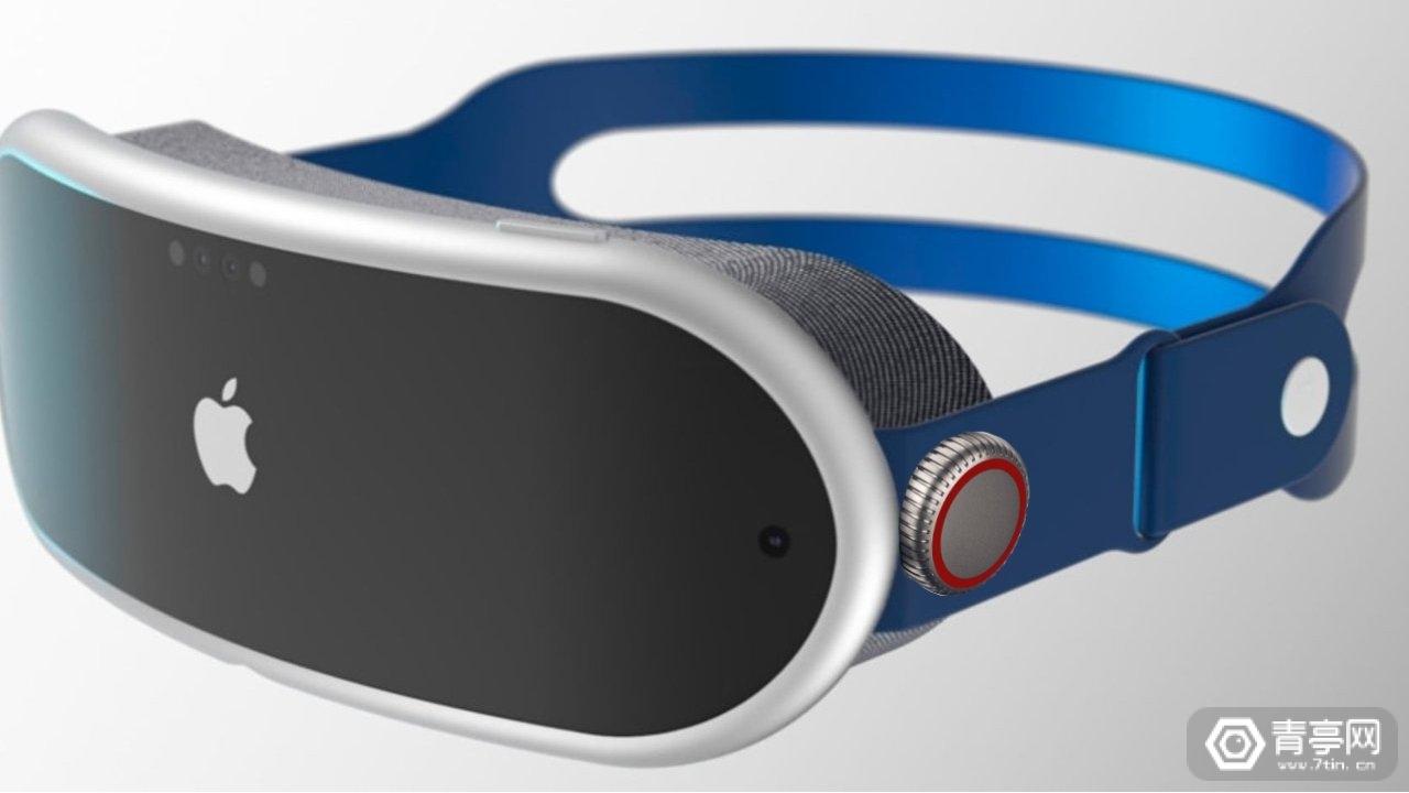 分体式设计、搭载多颗摄像头,苹果新AR/VR头显专利曝光
