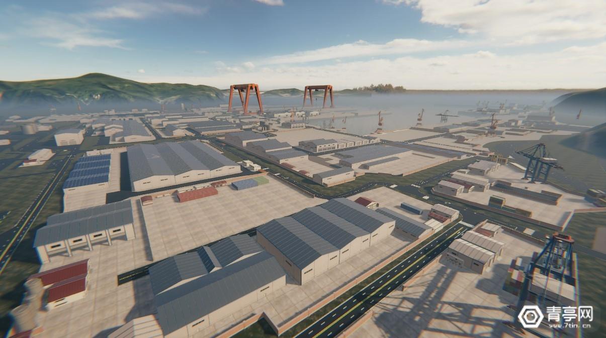 Unity与韩国大宇造船合作,开发数字孪生运维系统