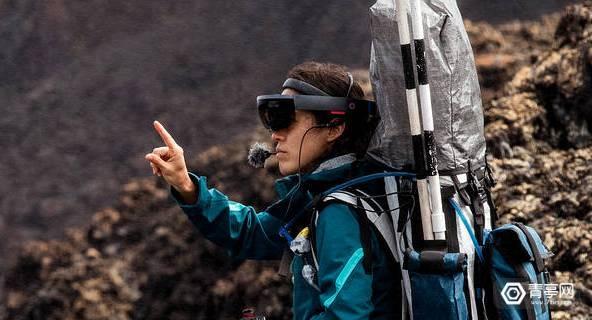 NASA使用HoloLens进行数据测量、可视化,模拟火星舱外活动