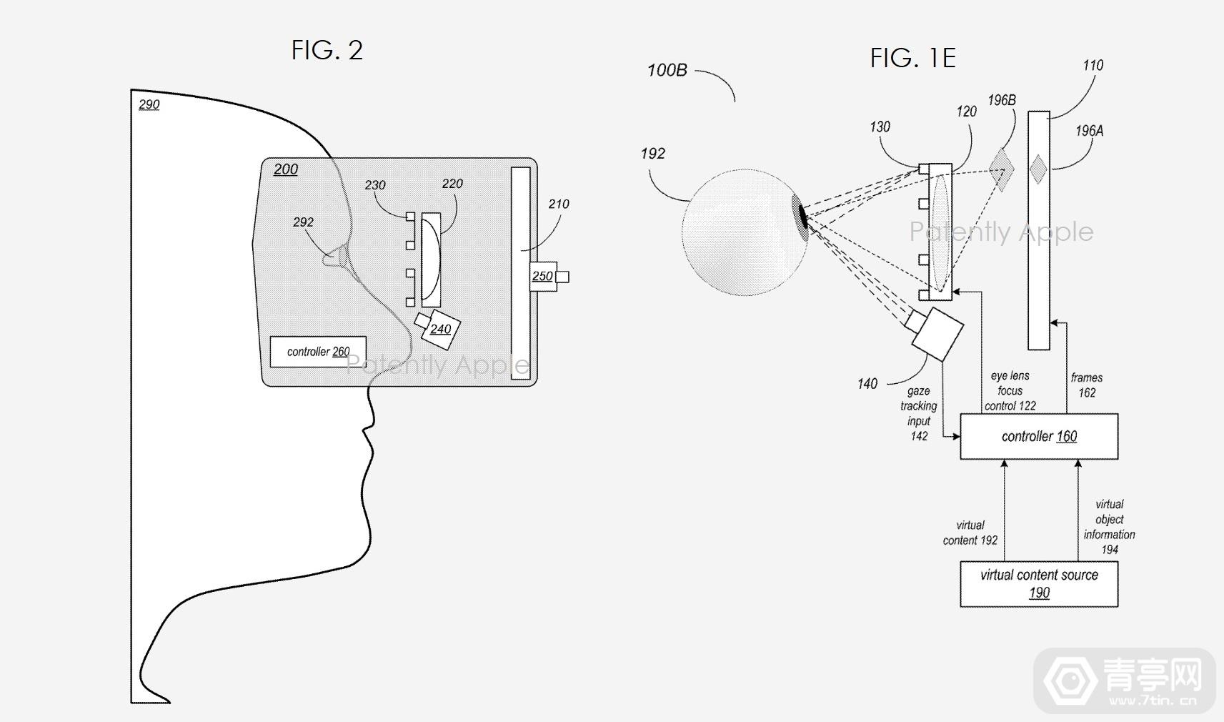 苹果3项眼球追踪专利:结合深度学习的眼动预测