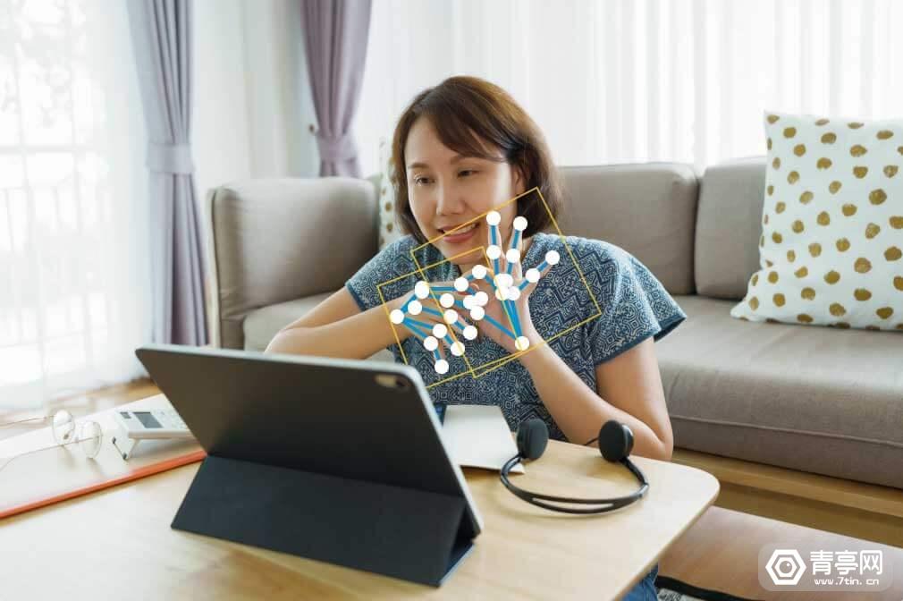 基于MediaPipe手势算法,这家公司让你用手语控制AR/VR
