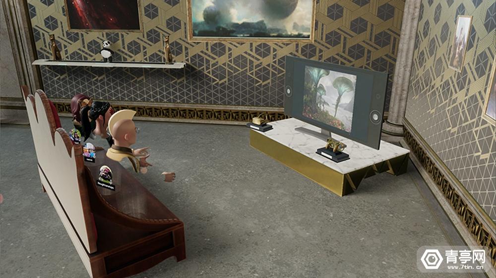视频 教你定制Oculus Quest 2虚拟布景主题