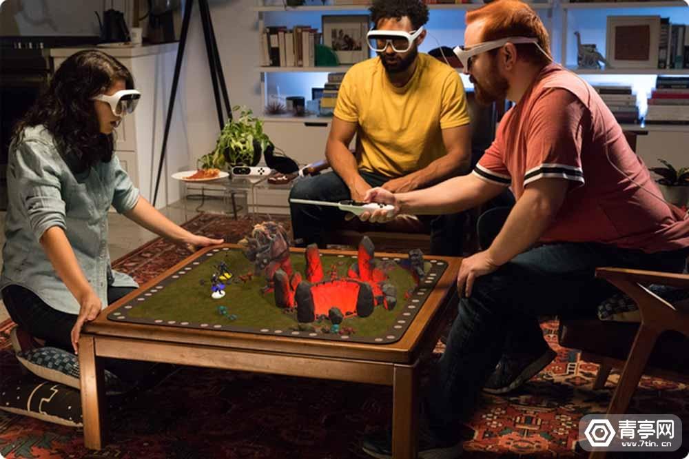 AR桌游眼镜Tilt Five将于6月发货,开发者计划启动