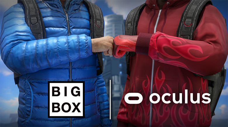 Facebook收购VR游戏《POPULATION: ONE》工作室BigBox