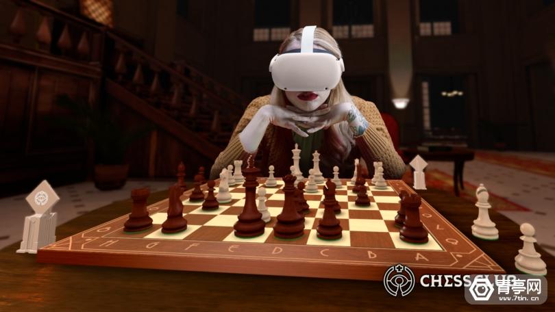 支持手势、魔幻特效,《OhShape》开发商公布国际象棋VR游戏