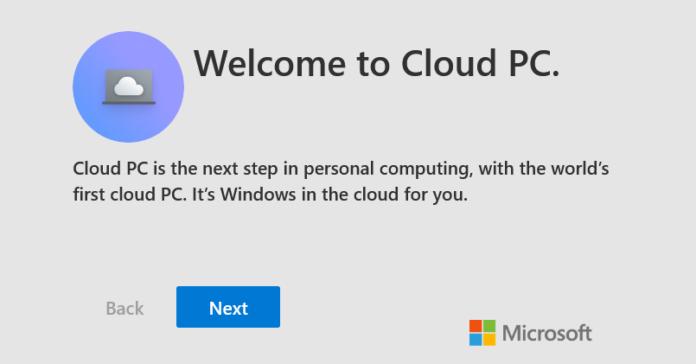 外媒:微软Cloud PC是未来使用Windows的新方式