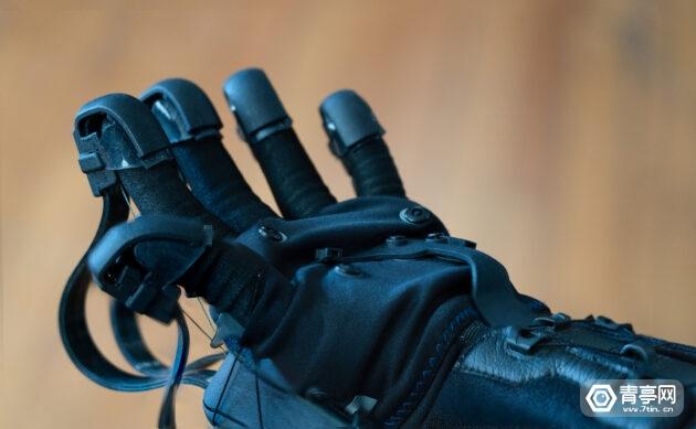 Verizon参投,体感手套厂商HaptX获1200万美元新融资