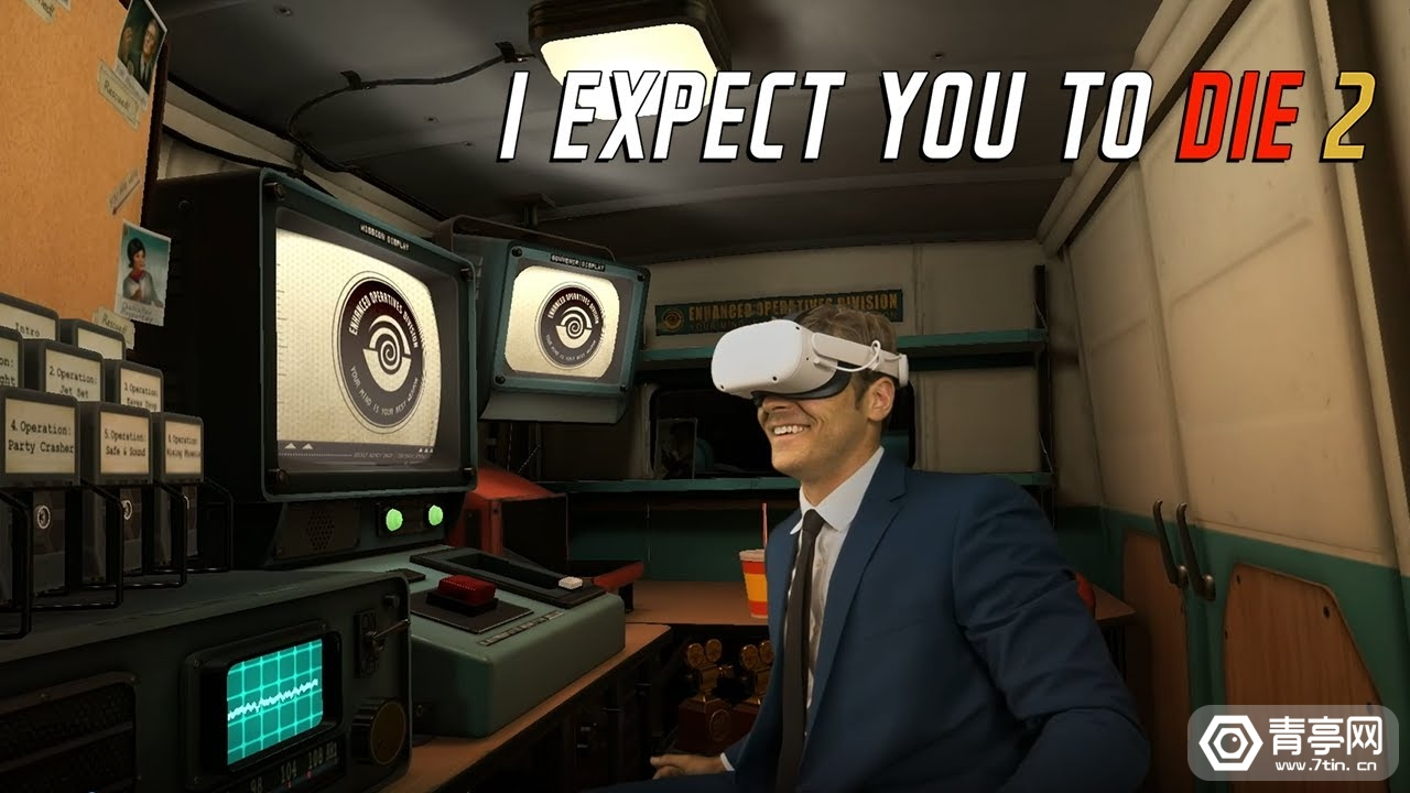 VR游戏《我期待你死2》8月24日上线三大主流VR平台