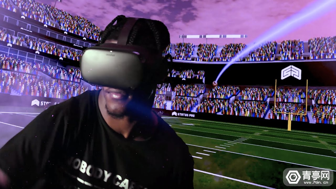 AR/VR体育培训公司StatusPRO获520万美元种子轮融资