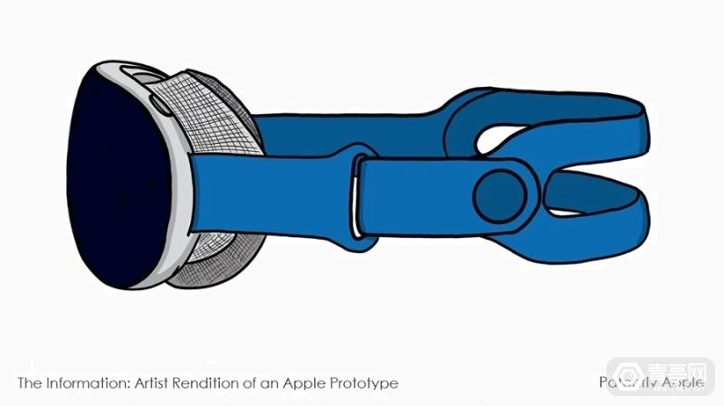 苹果专利:配备面部、生物识别等大量传感器的AR/VR头显