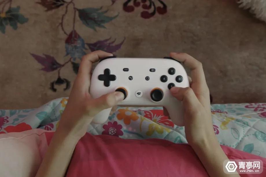 购买Stadia全价游戏,谷歌将免费提供串流盒和手柄